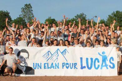 Marche Un élan pour Lucas 2019